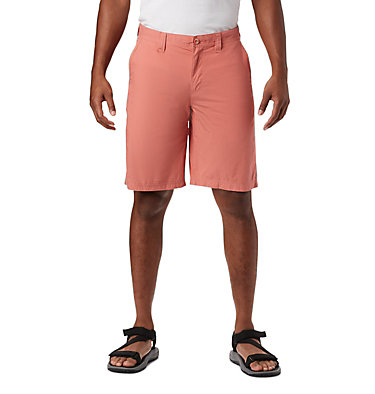 Men's Washed Out™ Shorts Washed Out™ Short | 011 | 28, Dark Coral, front
