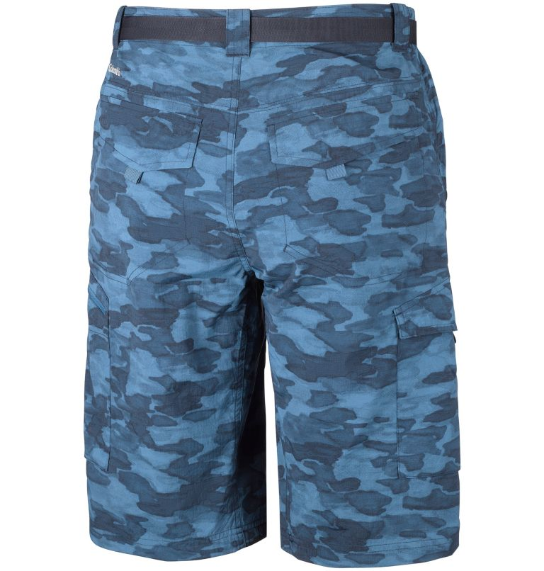 Men's Silver Ridge™ Printed Cargo Short Men's Silver Ridge™ Printed Cargo Short, back