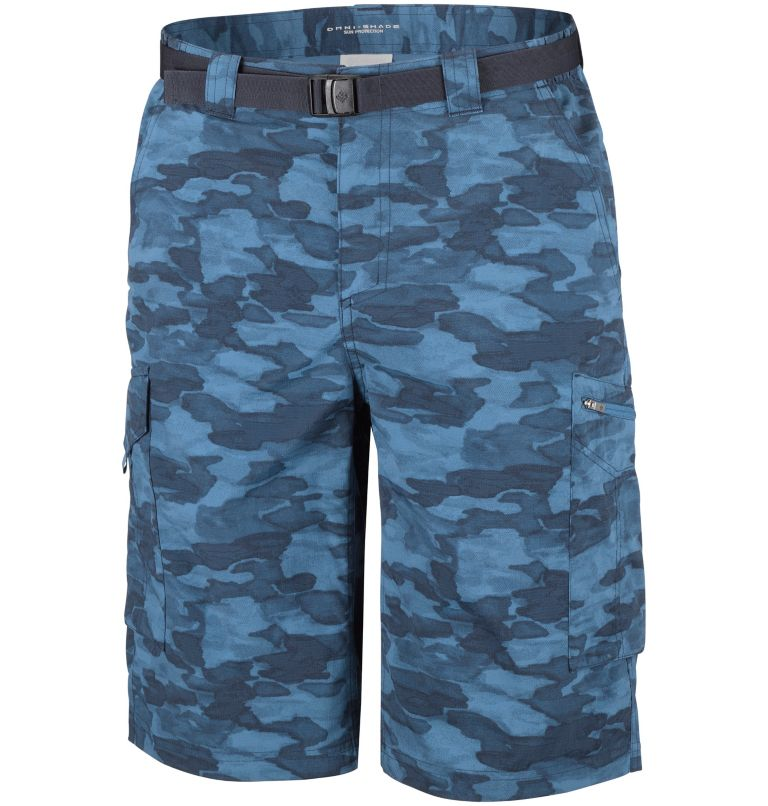 Men's Silver Ridge™ Printed Cargo Short Men's Silver Ridge™ Printed Cargo Short, front