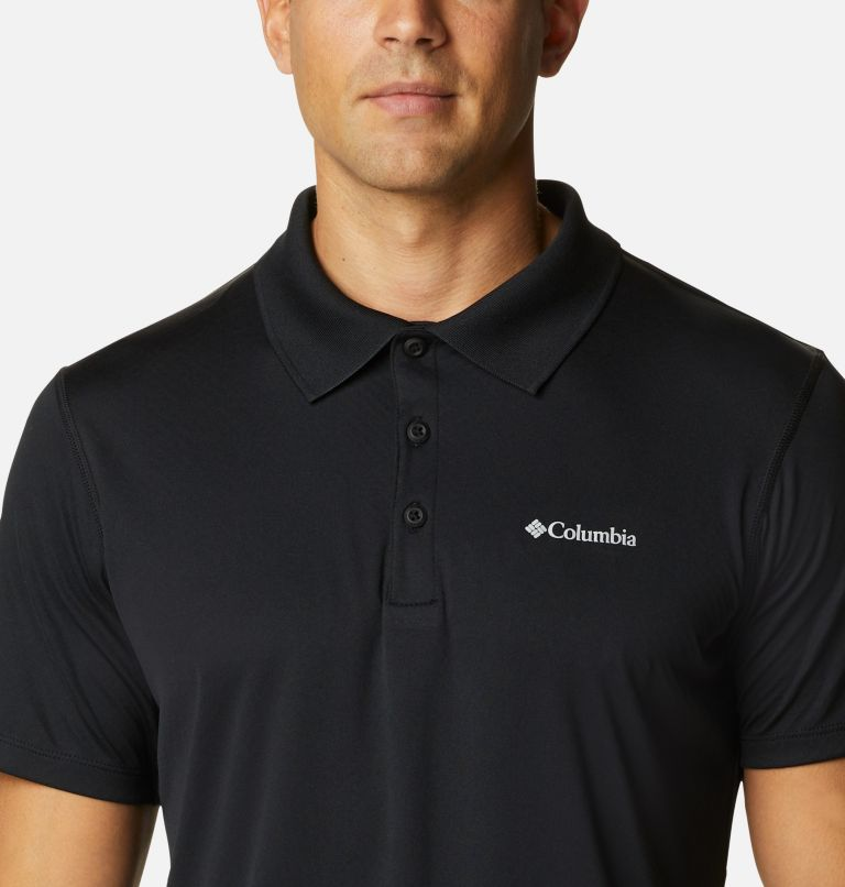 Zero Rules™ Polo Shirt | 010 | XS Men's Zero Rules™ Polo, Black, a2