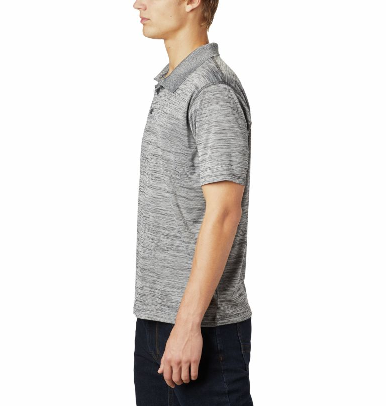 Zero Rules™ Polo Shirt | 012 | XL Men's Zero Rules™ Polo, Shark Heather, a1