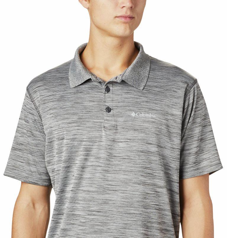 Zero Rules™ Polo Shirt | 012 | XL Men's Zero Rules™ Polo, Shark Heather, a2