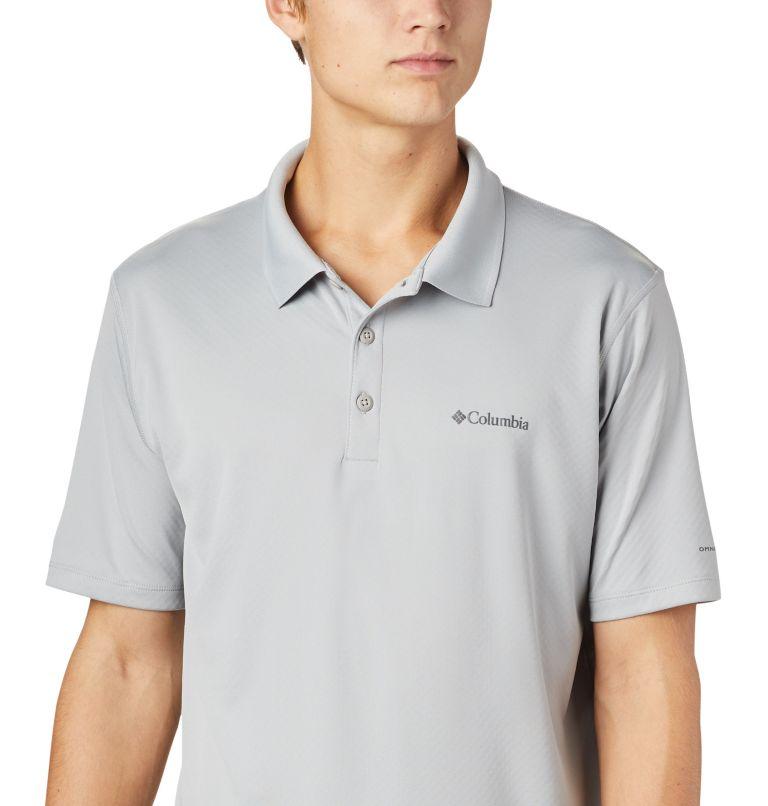 Zero Rules™ Polo Shirt   039   S Men's Zero Rules™ Polo, Columbia Grey, a2