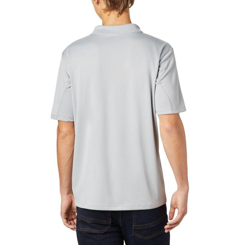 Zero Rules™ Polo Shirt   039   S Men's Zero Rules™ Polo, Columbia Grey, back