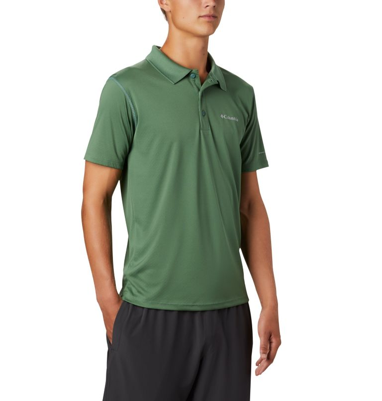 Zero Rules™ Polo Shirt | 369 | S Men's Zero Rules™ Polo, Thyme Green, a3