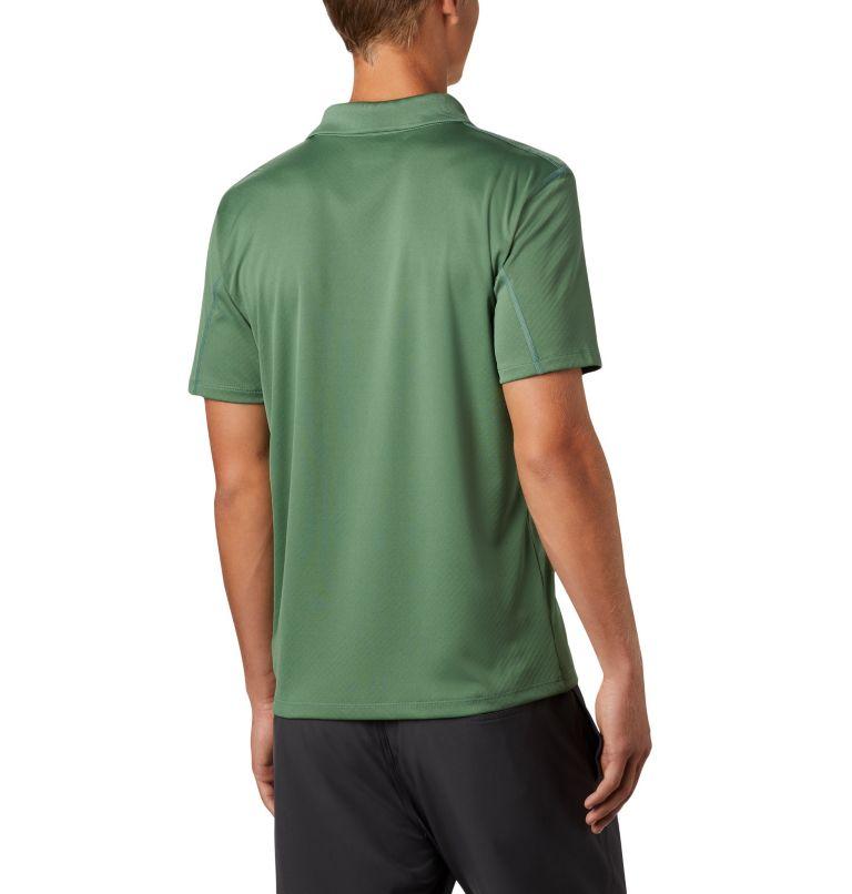 Zero Rules™ Polo Shirt | 369 | S Men's Zero Rules™ Polo, Thyme Green, back