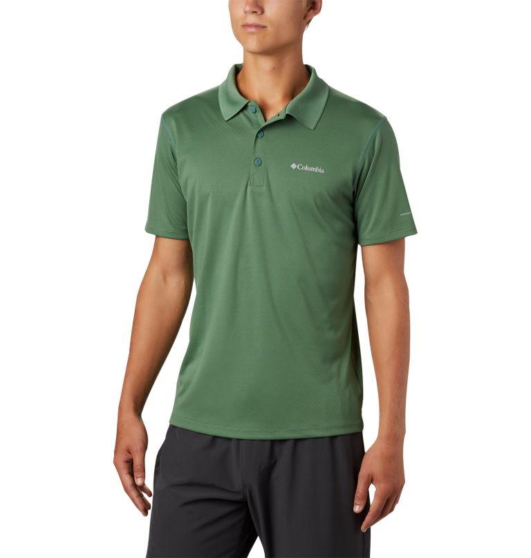 Zero Rules™ Polo Shirt | 369 | S Men's Zero Rules™ Polo, Thyme Green, front