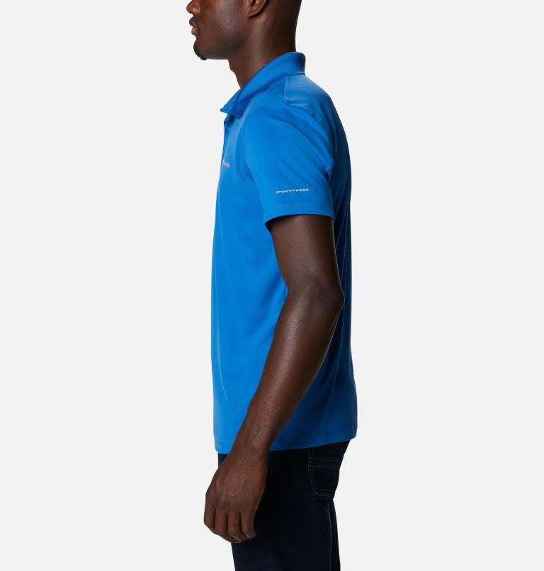 Zero Rules™ Polo Shirt   432   S Men's Zero Rules™ Polo, Bright Indigo, a1