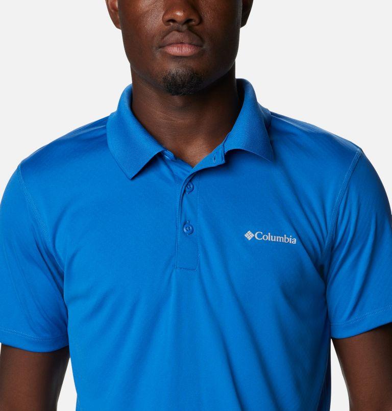 Zero Rules™ Polo Shirt   432   S Men's Zero Rules™ Polo, Bright Indigo, a2