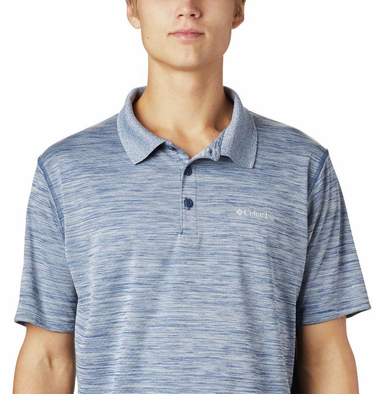 Zero Rules™ Polo Shirt   469   S Men's Zero Rules™ Polo, Carbon Heather, a2