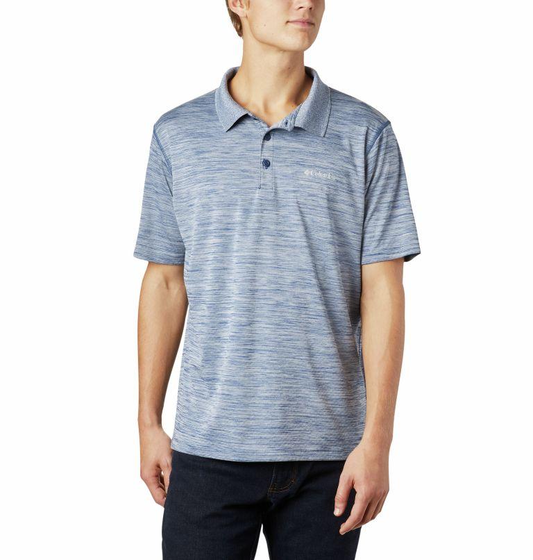 Zero Rules™ Polo Shirt | 469 | XS Men's Zero Rules™ Polo, Carbon Heather, front