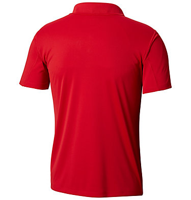Men's Zero Rules™ Polo Zero Rules™ Polo Shirt | 039 | S, Mountain Red, back