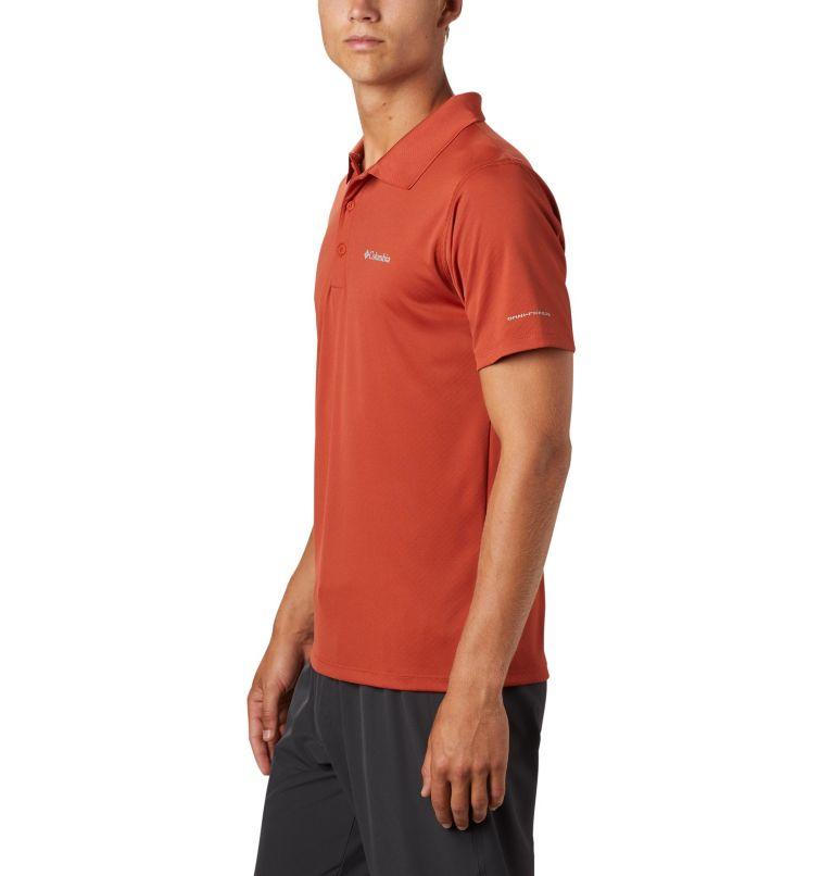 Zero Rules™ Polo Shirt   835   S Men's Zero Rules™ Polo, Carnelian Red, a2