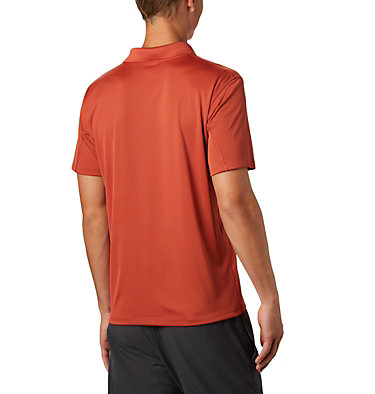 Men's Zero Rules™ Polo Zero Rules™ Polo Shirt | 039 | S, Carnelian Red, back