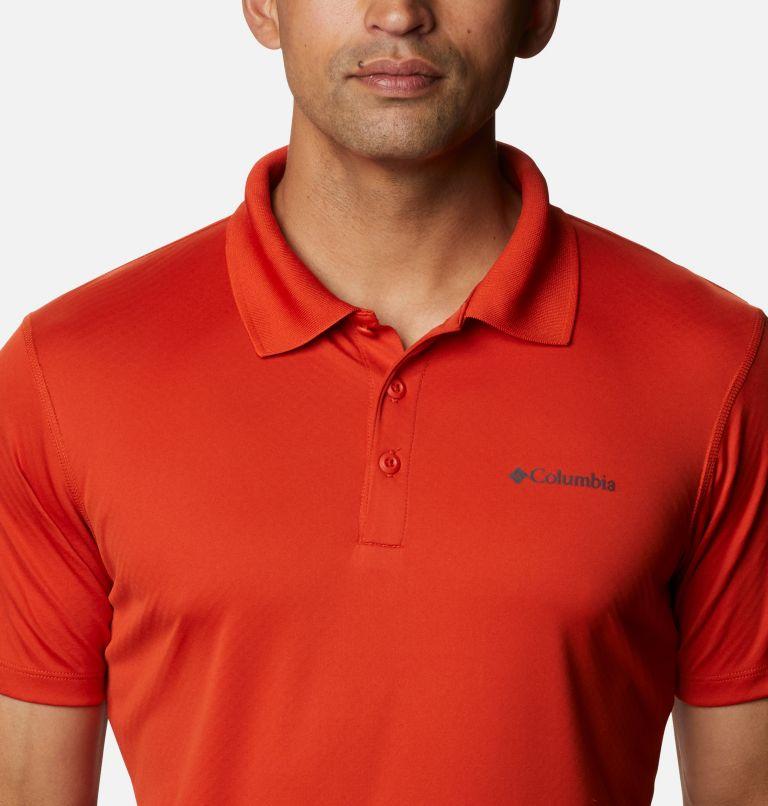 Zero Rules™ Polo Shirt | 847 | S Men's Zero Rules™ Polo, Bonfire, a2