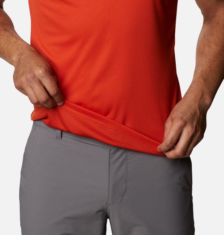 Zero Rules™ Polo Shirt | 847 | S Men's Zero Rules™ Polo, Bonfire, a3