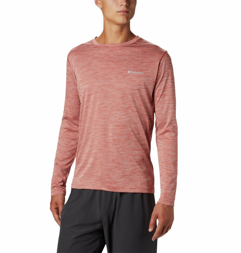 Men's ZERO Rules™ Long Sleeve Shirt Men's ZERO Rules™ Long Sleeve Shirt, front
