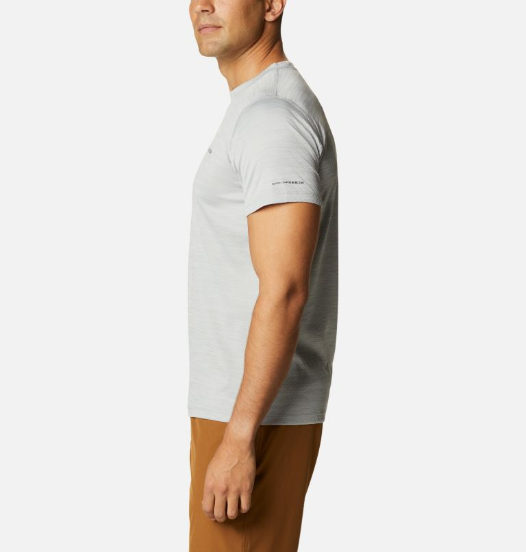 Zero Rules™ Short Sleeve Shirt | 039 | XL Men's Zero Rules™ Short Sleeve Shirt - Active Fit, Columbia Grey Heather, a1