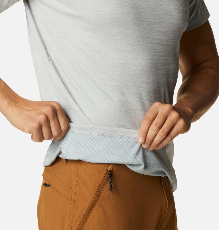 Zero Rules™ Short Sleeve Shirt | 039 | XL Men's Zero Rules™ Short Sleeve Shirt - Active Fit, Columbia Grey Heather, a3