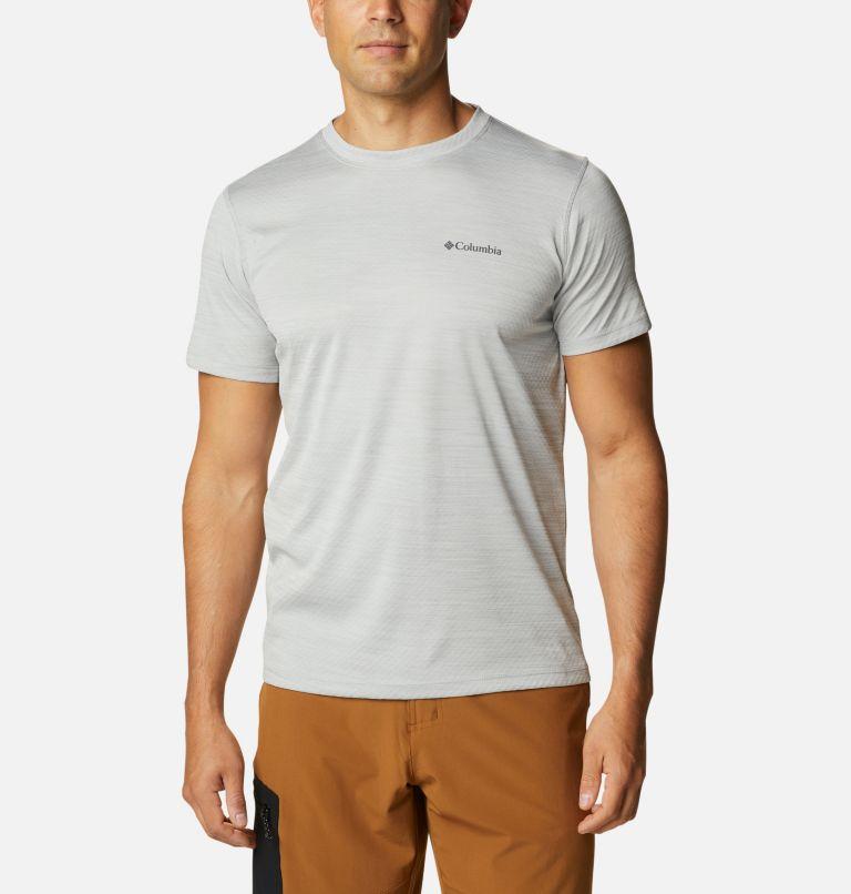 Zero Rules™ Short Sleeve Shirt | 039 | XL Men's Zero Rules™ Short Sleeve Shirt - Active Fit, Columbia Grey Heather, front