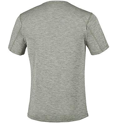 Zero Rules™ Kurzarm-Shirt für Herren Zero Rules™ Short Sleeve Shirt | 039 | L, Cypress Heather, back