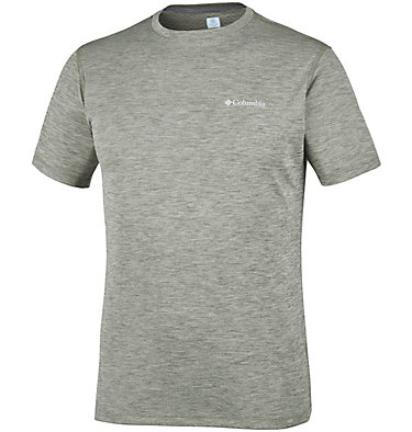 Men's Zero Rules™ T-Shirt Zero Rules™ Short Sleeve Shirt | 039 | L, Cypress Heather, front
