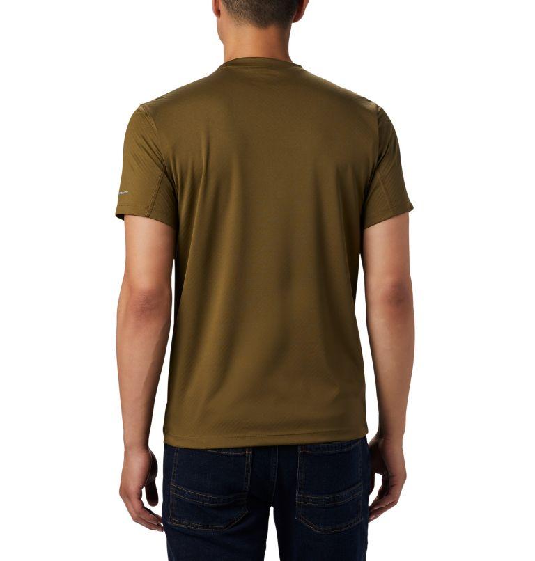 Zero Rules™ Short Sleeve Shirt | 327 | XXL Men's Zero Rules™ T-Shirt, New Olive, back
