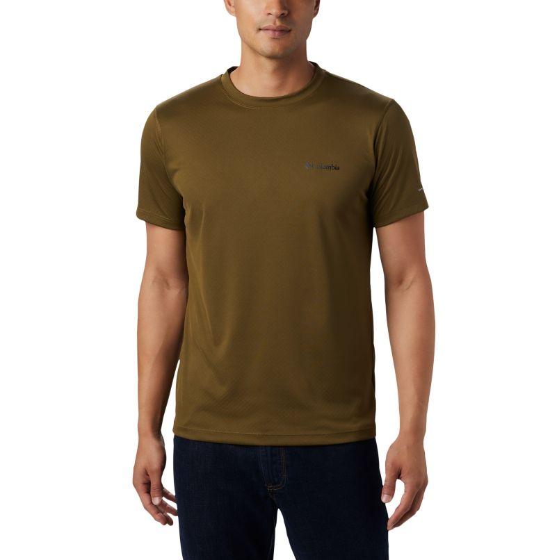 Zero Rules™ Short Sleeve Shirt | 327 | XXL Men's Zero Rules™ T-Shirt, New Olive, front