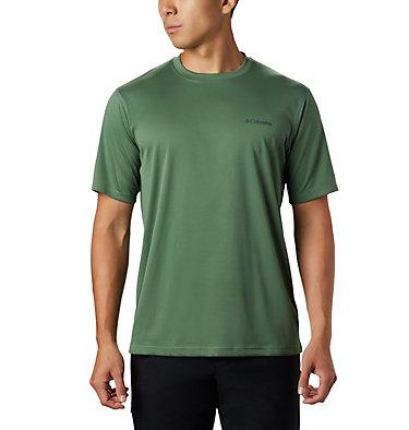 Zero Rules™ Kurzarm-Shirt für Herren Zero Rules™ Short Sleeve Shirt | 039 | L, Thyme Green, front