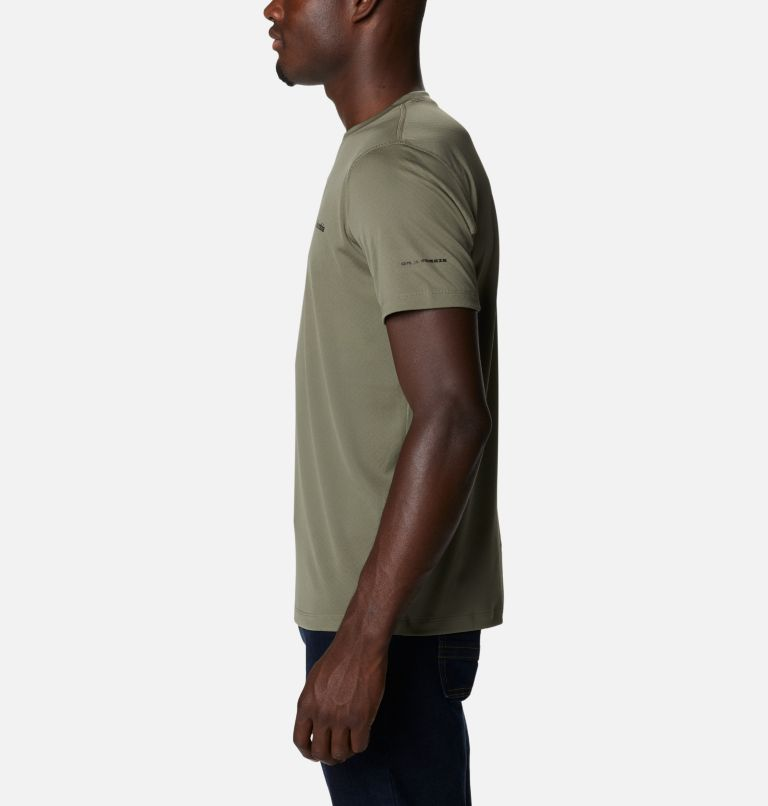 Zero Rules™ Short Sleeve Shirt | 397 | XXL Men's Zero Rules™ T-Shirt, Stone Green, a1