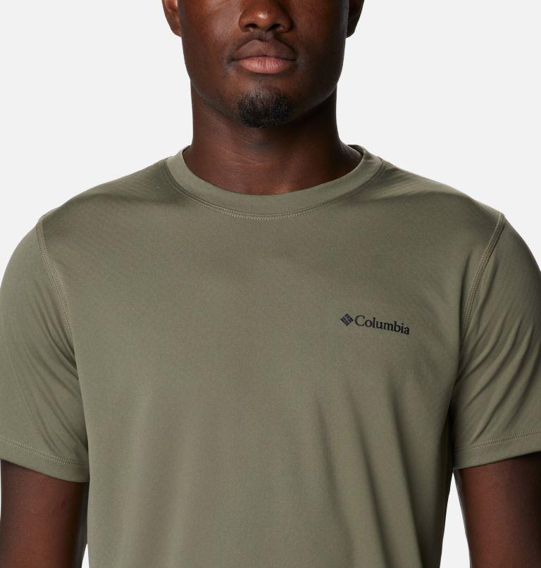 Zero Rules™ Short Sleeve Shirt | 397 | XL Men's Zero Rules™ Short Sleeve Shirt, Stone Green, a2