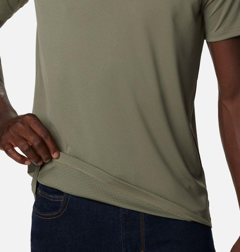 Zero Rules™ Short Sleeve Shirt | 397 | XL Men's Zero Rules™ Short Sleeve Shirt, Stone Green, a3