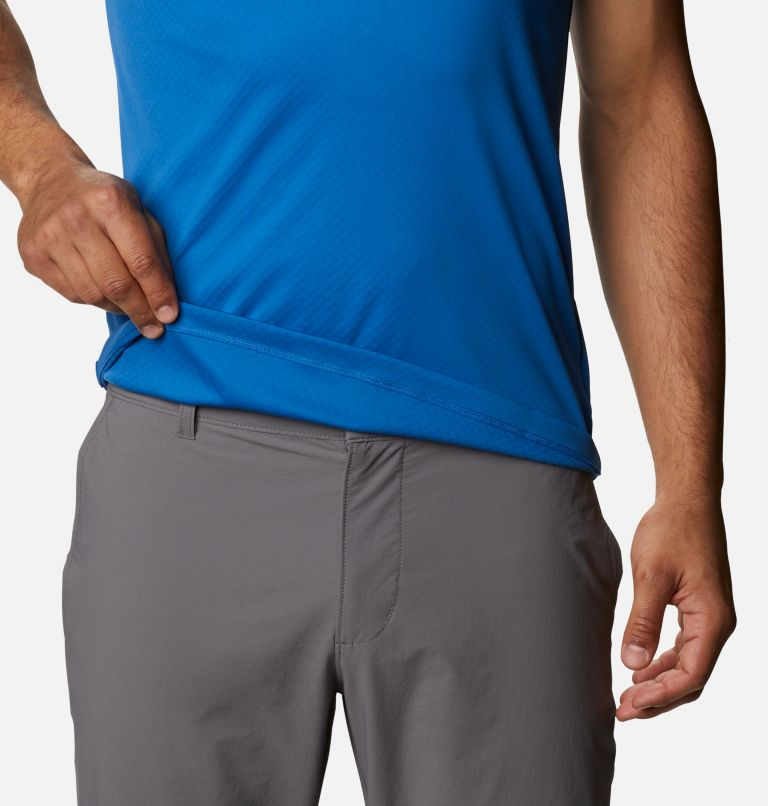 Zero Rules™ Short Sleeve Shirt | 432 | XL Men's Zero Rules™ T-Shirt, Bright Indigo, a3