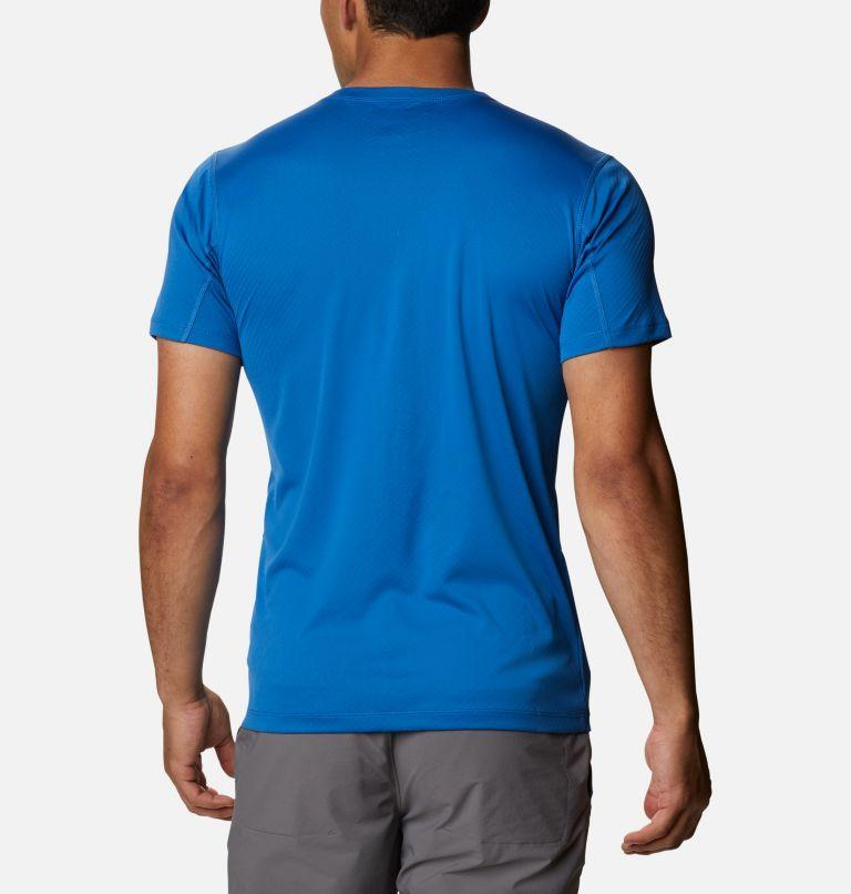 Zero Rules™ Short Sleeve Shirt | 432 | XL Men's Zero Rules™ T-Shirt, Bright Indigo, back