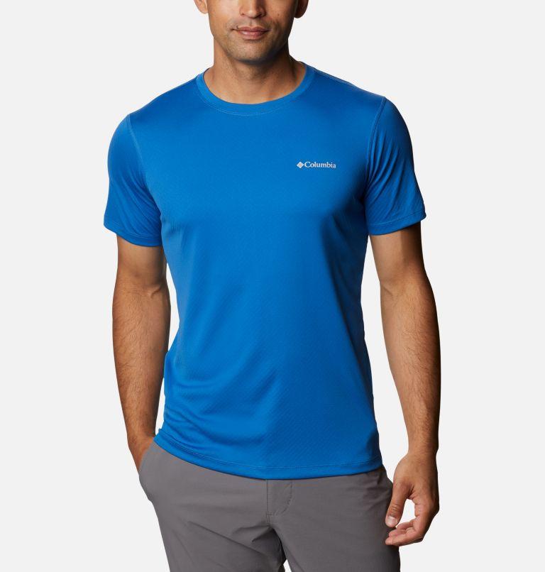 Zero Rules™ Short Sleeve Shirt | 432 | XL Men's Zero Rules™ T-Shirt, Bright Indigo, front