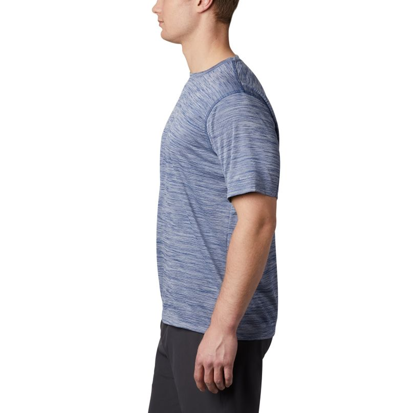 Zero Rules™ Short Sleeve Shirt | 469 | L Men's Zero Rules™ Short Sleeve Shirt - Active Fit, Carbon Heather, a1