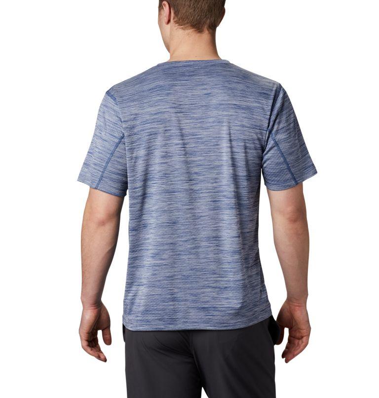 Zero Rules™ Short Sleeve Shirt | 469 | L Men's Zero Rules™ Short Sleeve Shirt - Active Fit, Carbon Heather, back