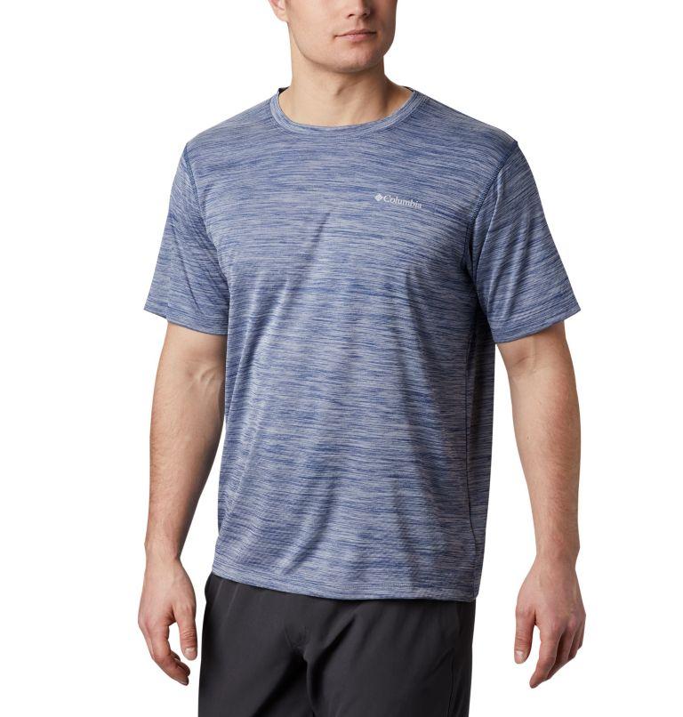 Zero Rules™ Short Sleeve Shirt | 469 | L Men's Zero Rules™ Short Sleeve Shirt - Active Fit, Carbon Heather, front