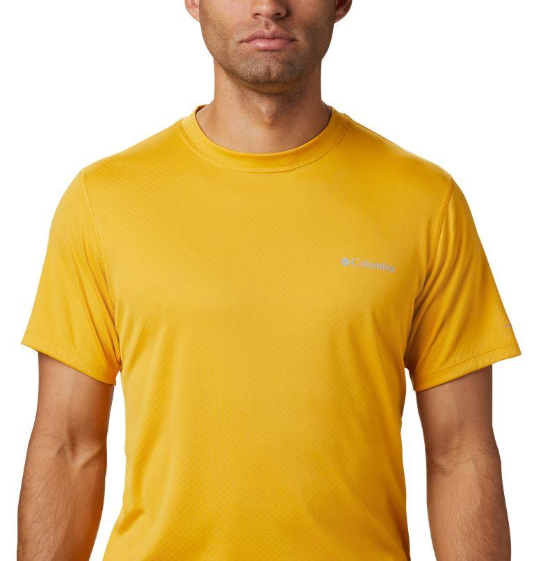 Zero Rules™ Short Sleeve Shirt   790   S Men's Zero Rules™ Short Sleeve Shirt, Bright Gold, a2