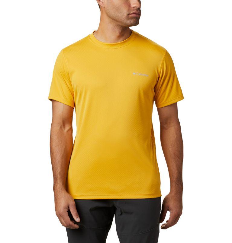Zero Rules™ Short Sleeve Shirt   790   S Men's Zero Rules™ Short Sleeve Shirt, Bright Gold, front