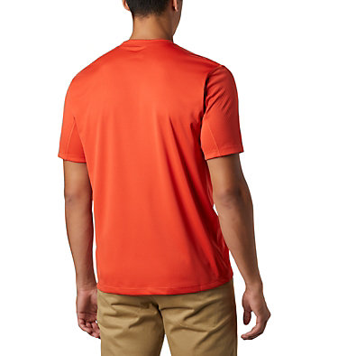T-shirt Zero Rules™ Short Sleeve da uomo Zero Rules™ Short Sleeve Shirt | 469 | L, Wildfire, back