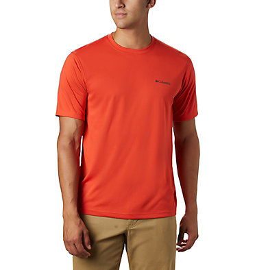 Men's Zero Rules™ T-Shirt Zero Rules™ Short Sleeve Shirt | 469 | L, Wildfire, front