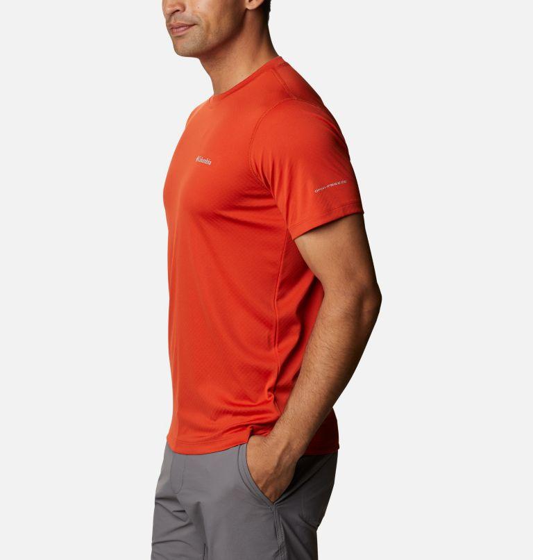 Zero Rules™ Short Sleeve Shirt | 847 | XXL Men's Zero Rules™ Short Sleeve Shirt - Active Fit, Bonfire, a1
