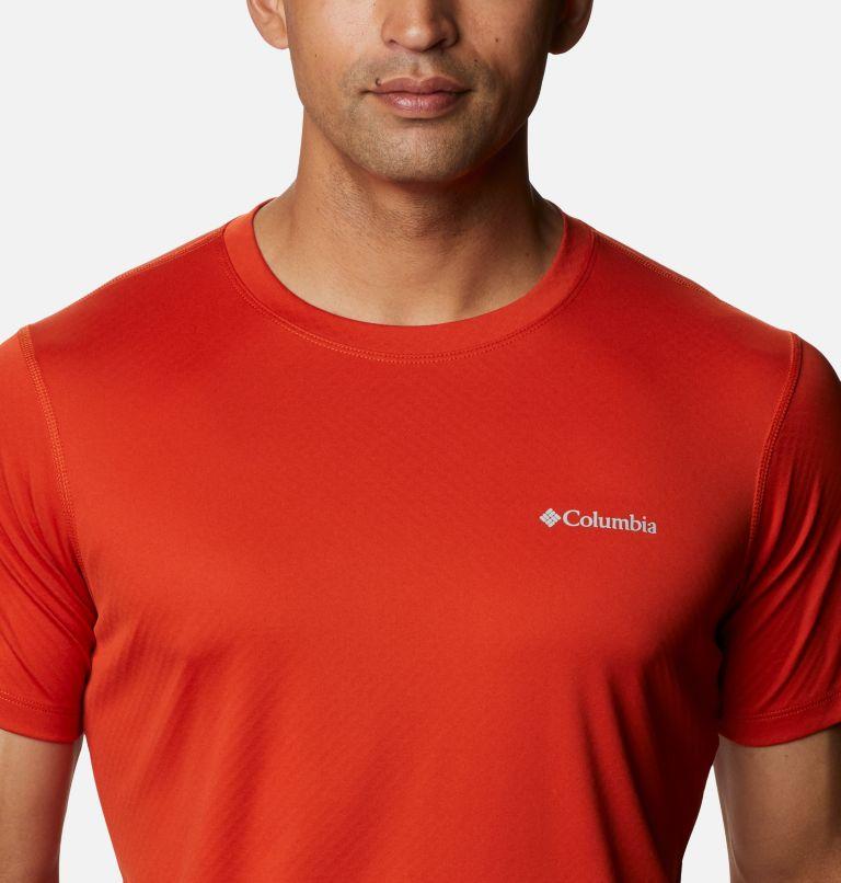 Zero Rules™ Short Sleeve Shirt | 847 | XXL Men's Zero Rules™ Short Sleeve Shirt - Active Fit, Bonfire, a2