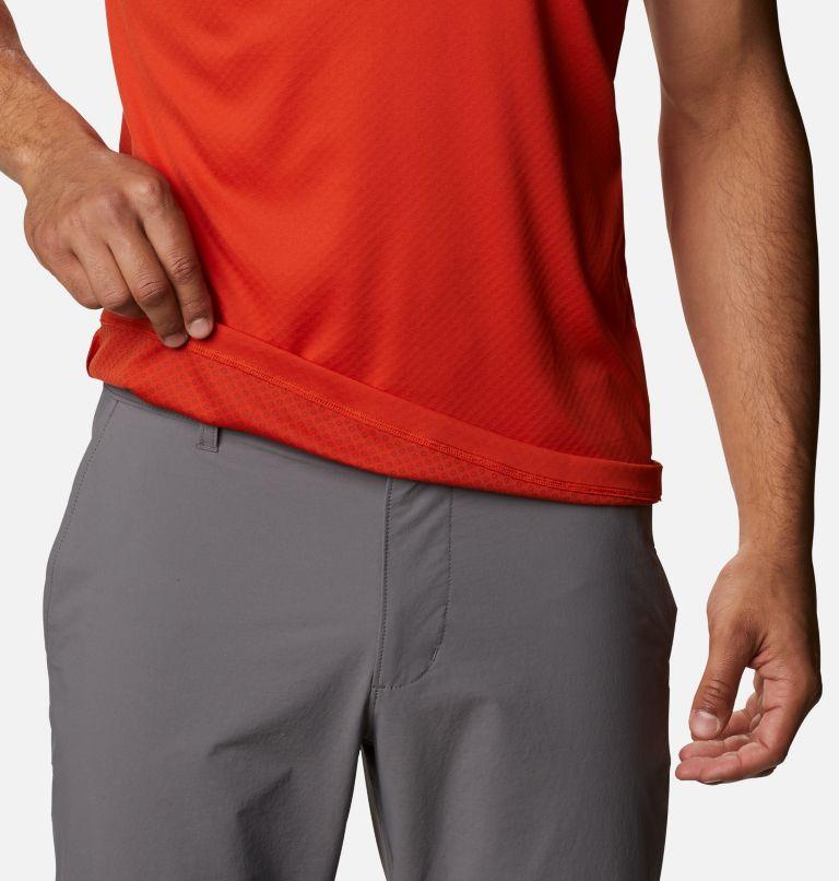 Zero Rules™ Short Sleeve Shirt | 847 | XXL Men's Zero Rules™ Short Sleeve Shirt - Active Fit, Bonfire, a3