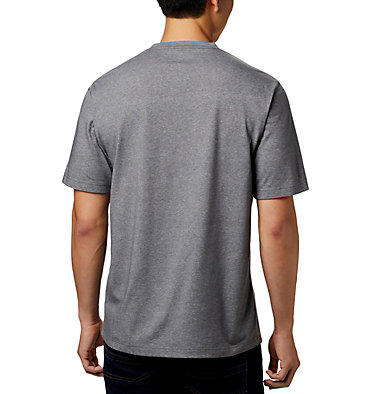 Men's Thistletown Park™ Crew Thistletown Park™ Crew | 614 | L, City Grey Heather, back
