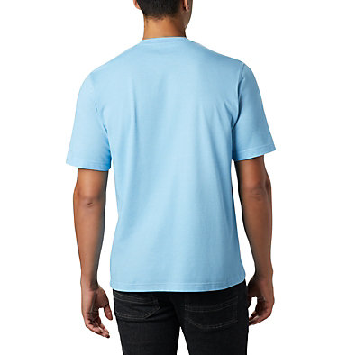 Men's Thistletown Park™ Crew Thistletown Park™ Crew | 614 | L, Sky Blue Heather, back