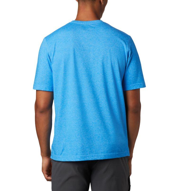 Thistletown Park™ Crew | 463 | XL Men's Thistletown Park™ Crew, Azure Blue Heather, back