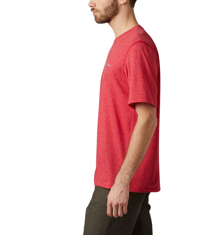 Thistletown Park™ Crew | 614 | L Men's Thistletown Park™ Crew, Mountain Red Heather, a3