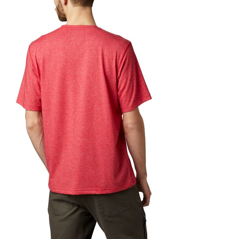 Thistletown Park™ Crew | 614 | L Men's Thistletown Park™ Crew, Mountain Red Heather, back